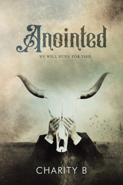 Anointed front cover large