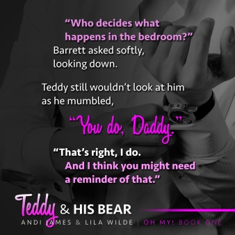 Teddy and his Bear Teaser 3 300 dpi